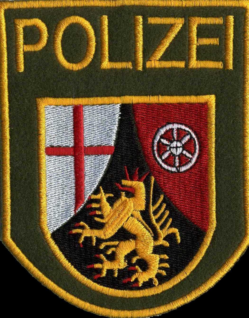 polizei emblem
